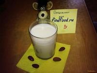 Рецепт Миндальное молочко рецепт с фото
