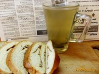 Рецепт Имбирный лечебный чай рецепт с фото