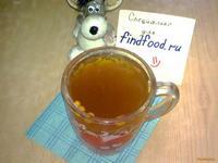 Рецепт Облепиховый чай рецепт с фото