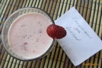 Рецепт Клубничное молоко рецепт с фото