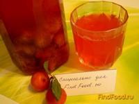 Рецепт Компот из розовой алычи рецепт с фото