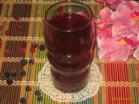Рецепт Кисель из черной смородины и клюквы рецепт с фото