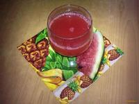 Рецепт Арбузно-имбирный напиток рецепт с фото