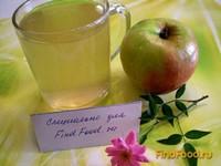 Рецепт Яблочный компот с шиповником рецепт с фото