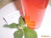 Рецепт Компот сливово-грушевый с мятой рецепт с фото