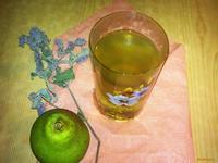 Рецепт Компот из груш и мяты рецепт с фото