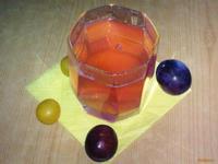 Рецепт Компот яблочно-сливовый с алычой рецепт с фото