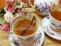 Рецепт Чай с корицей и куркумой рецепт с фото