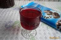 Рецепт Домашний вишневый ликёр без вишни рецепт с фото
