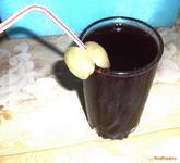 Рецепт Свежевыжатый виноградный сок рецепт с фото
