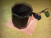Рецепт Компот из черноплодной рябины и слив рецепт с фото