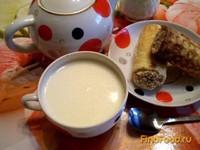 Рецепт Чай зеленый с молоком рецепт с фото