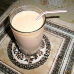 Рецепт Банановый коктейль с морковным соком рецепт с фото