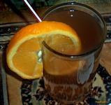 Рецепт Компот из сухофруктов и цитрусовых рецепт с фото