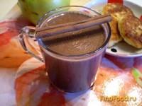 Рецепт Какао с корицей и ванильным сахаром рецепт с фото