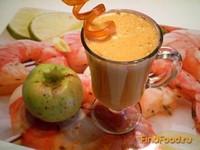 Рецепт Сок морковно-яблочный с имбирем рецепт с фото
