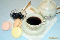 Рецепт CherryТea с коньяком рецепт с фото