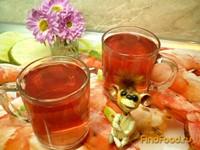 Рецепт Айвовый компот с черной смородиной рецепт с фото