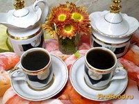 Рецепт Кофе с ароматом апельсина рецепт с фото