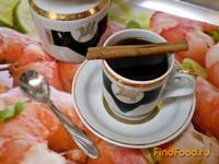 Рецепт Кофе с корицей и ванилью рецепт с фото