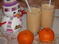 Рецепт Зимний смузи рецепт с фото