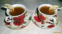 Рецепт Витаминный чай с соком рецепт с фото