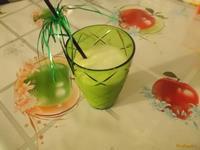 Рецепт Молочный медовый коктейль рецепт с фото