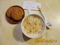 Рецепт Молочный кисель с корицей рецепт с фото