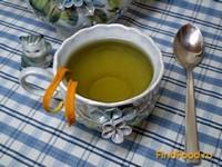 Рецепт Мате с календулой и цедрой апельсина рецепт с фото
