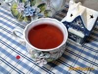 Рецепт Мате с соком калины и корнем имбиря рецепт с фото