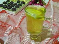 Рецепт Зеленый чай с лимоном рецепт с фото