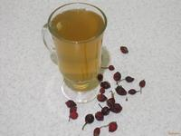 Рецепт Витаминный напиток из шиповника рецепт с фото