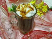 Рецепт Горячее какао с морковным сиропом рецепт с фото