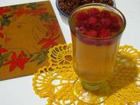 Рецепт Зеленый чай с ягодами малины рецепт с фото