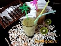 Рецепт Смузи с зеленым чаем рецепт с фото