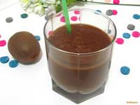 Рецепт Смузи шоколадно-кофейный рецепт с фото