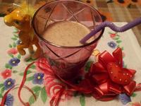 Рецепт Молочный коктейль с шоколадом и яблоком рецепт с фото