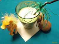 Рецепт Молочный коктейль с бананом и киви рецепт с фото