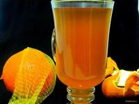 Рецепт Чай с апельсиновым соком рецепт с фото