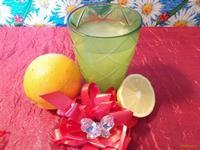 Рецепт Кисель апельсиновый с лимонным соком рецепт с фото