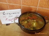 Рецепт Шурпа из баранины с помидорами рецепт с фото