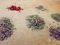 Рецепт Домашняя приправа к мясным блюдам рецепт с фото