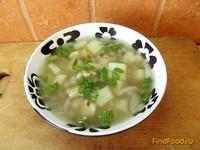 Рецепт Куриный суп с гречкой рецепт с фото