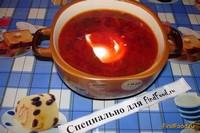 Рецепт Вкуснейший постный борщ моей бабушки рецепт с фото