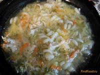 Рецепт Густой куриный суп рецепт с фото