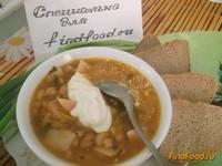 Рецепт Борщ со щавелем рецепт с фото