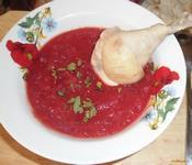 Рецепт Витаминный суп-пюре рецепт с фото