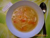 Рецепт Рисовый суп с помидорами рецепт с фото