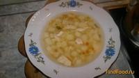 Рецепт Картофельно-вермишелевый супчик с курочкой рецепт с фото