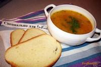 Рецепт Гороховый суп с копченой курицей рецепт с фото